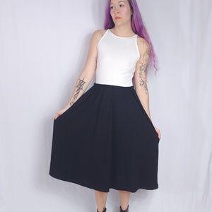 ASOS Colorblock Midi Slip A-line Dress SZ 2